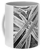 La Freeway Interchange Coffee Mug