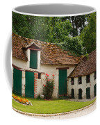 La Pillebourdiere Old Farm Outbuildings In The Loire Valley Coffee Mug by Louise Heusinkveld
