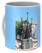 La Rogativa Sculpture Old San Juan Puerto Rico Coffee Mug