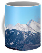 La Sal Mountains 111 Coffee Mug