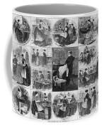 Labor: Women, 1868 Coffee Mug