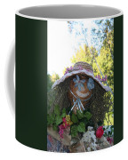 Lace And Straw Coffee Mug