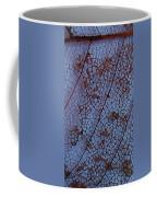 Lace Leaf 1 Coffee Mug