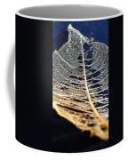 Lace Leaf 4 Coffee Mug
