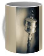Ladakh, Jammu And Kashmir, India Silver Coffee Mug