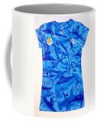 Ladies Gamefish Collage Shirt Coffee Mug