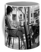 Ladies In Dresses Coffee Mug