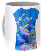 Ladies Mutton Snapper Shirt Coffee Mug