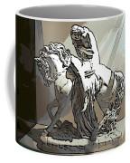 Lady Godiva Statue Coffee Mug