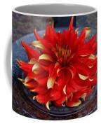 Lady In Red II Coffee Mug