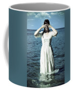 Lady In Water Coffee Mug