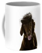 Lady Lilly Detail Coffee Mug