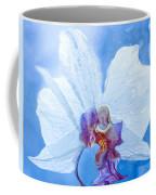 Lady Orchid The Sky Beckons Coffee Mug
