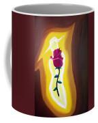 Lady Rose Coffee Mug