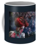 Lady Spring Silence Coffee Mug