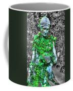 Lady Statue Coffee Mug