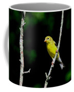 Lady Wrapped In Gold Coffee Mug