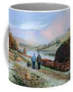 Ladybower Reservoir - Derbyshire Coffee Mug