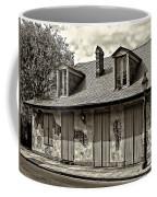 Lafittes Blacksmith Shop Bar In Sepia Coffee Mug