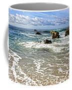 Laguna Beach Coast Coffee Mug