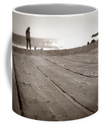 Laguna Beach Walk Coffee Mug