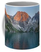 Lake Colchuck Sunset Coffee Mug