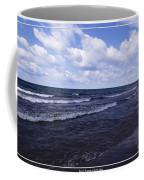 Lake Erie At Evangola State Park 2 Coffee Mug