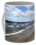 Lake Erie At Evangola State Park Coffee Mug