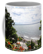 Lake Erie Beach At Sturgeon Point Coffee Mug