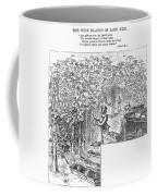 Lake Erie: Vineyard, 1873 Coffee Mug