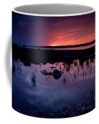 Lake Huron Sunset Coffee Mug