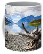 Lake Kathleen In Kluane National Park Coffee Mug