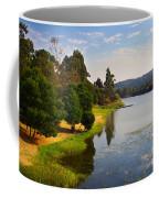 Lake Landscape Coffee Mug
