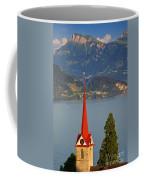 Lake Lucerne Coffee Mug