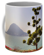 Lake Lugano - Monte Salvatore Coffee Mug