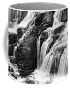 Lake Mcdonald Falls Glacier National Park Coffee Mug
