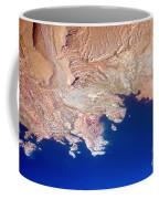 Lake Mead Shores Nv Planet Earth Coffee Mug