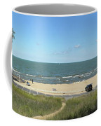 Lake Michigan From The Michigan State Side Coffee Mug