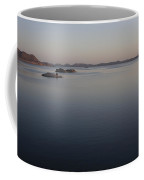 Lake Nasser, Formed When The Nile Coffee Mug