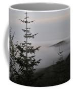 Lake Of Low Clouds Coffee Mug