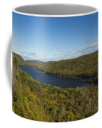 Lake Of The Clouds 3 Coffee Mug