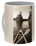 Lake Of The Woods, Ontario, Canada Boat Coffee Mug