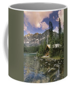 Lake Ohara Lodge Coffee Mug