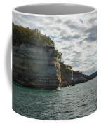 Lake Superior Pictured Rocks 10 Coffee Mug