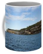 Lake Superior Pictured Rocks 22 Coffee Mug