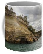 Lake Superior Pictured Rocks 53 Coffee Mug