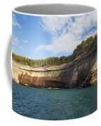Lake Superior Pictured Rocks 6 Coffee Mug