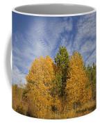 Lake Tahoe Aspen Sky Coffee Mug