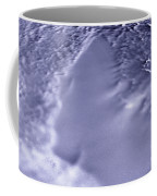 Lake Vostok, Antarctica, Satellite Image Coffee Mug