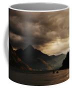 Lake Wakatipu At Sunset Coffee Mug